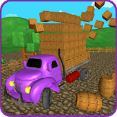 Delivery Truck Driver 3D