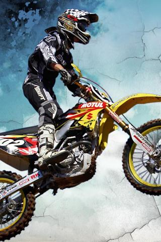 Motocross Stunt - screenshot