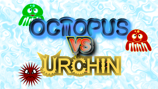 Octopus vs Urchin- screenshot thumbnail