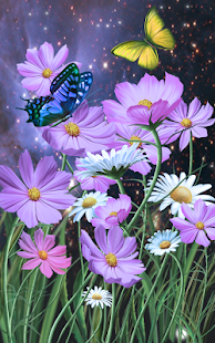 Flowers and Butterflies Summer- screenshot thumbnail