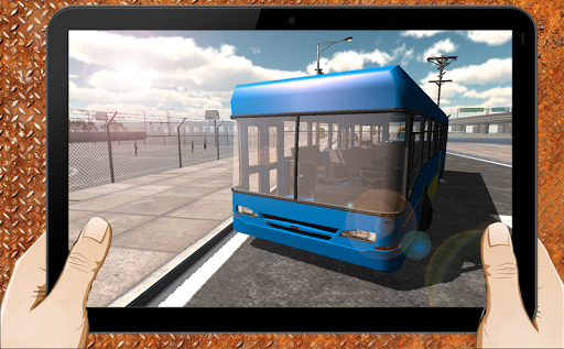 Bus Drive 3D Simulator