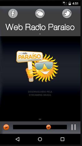 Web Rádio Paraiso Pacaembuense