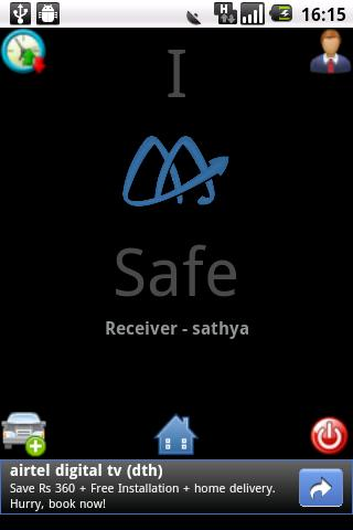I AM SAFE- screenshot