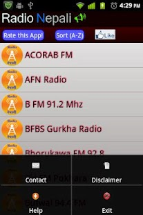 Radio Nepali- screenshot thumbnail