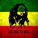 Bob Marley Live Wallpaper icon
