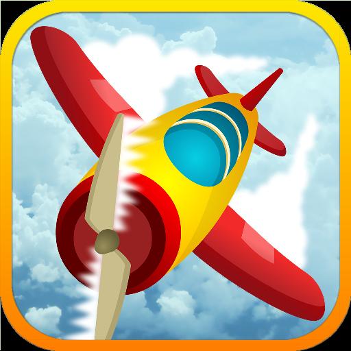 冒险のAlpha Planes - 楽しい冒険は飛行機を飛ぶ LOGO-記事Game