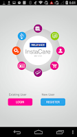Screenshot of Reliance InstaCare