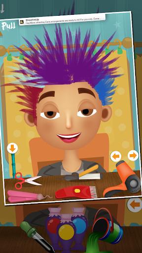 儿童美发沙龙 - 儿童游戏