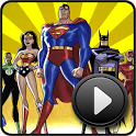 SuperHero Cartoon Videos 4 You icon