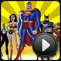 SuperHero Cartoon Videos 4 You icon