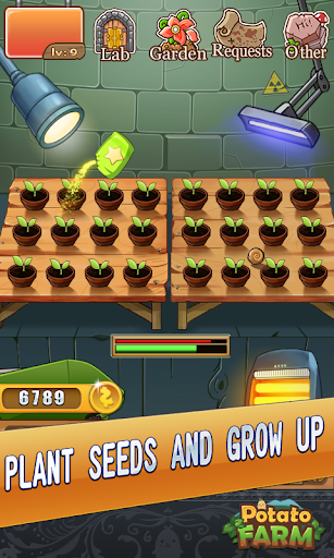 Potato Farm - 土豆養成