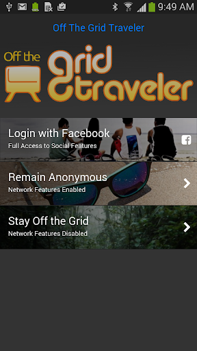 Off The Grid Traveler