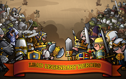 Mini Warriors Screenshot 17