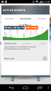 EventOrg - screenshot thumbnail