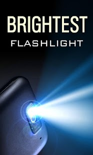 High-Powered Flashlight - screenshot thumbnail