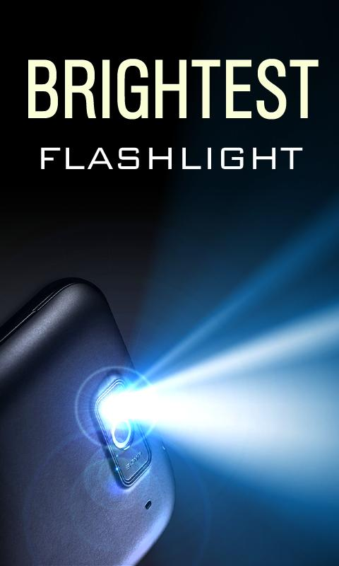 High-Powered Flashlight - screenshot