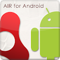 AIR4AndroidSample logo
