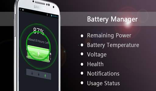 Super Battery Manager