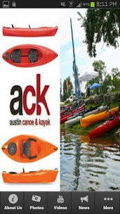 Austin Kayak - screenshot thumbnail