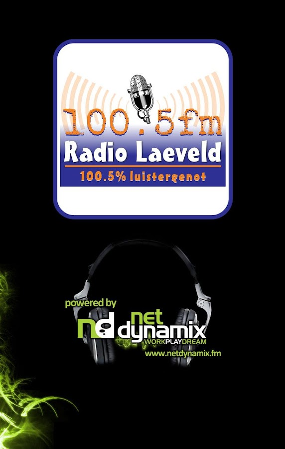 Radio Laeveld- screenshot