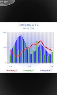 3D Charts Pro- screenshot thumbnail
