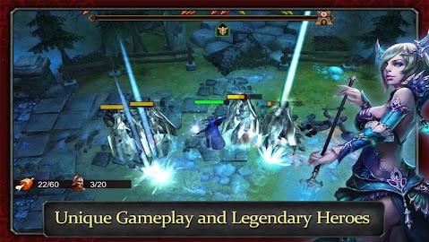 Demonrock: War of Ages Screenshot 2