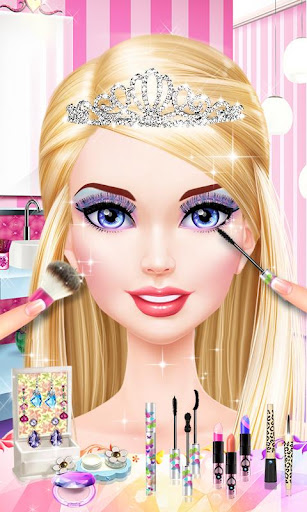 Glam Doll Makeover - Chic SPA