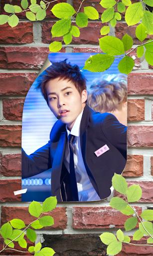 EXO Xiumin Live Wallpaper 05