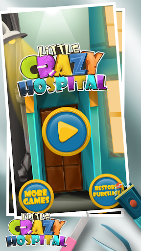 有點瘋狂醫院為孩子