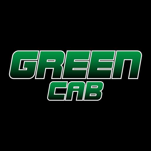 Green Cab & Green Shuttle LOGO-APP點子