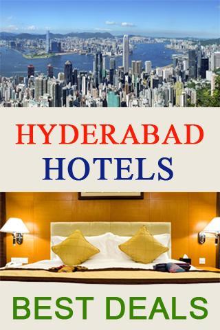 Hotels Best Deals Hyderabad