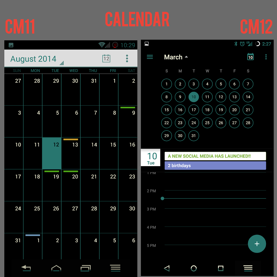 Empire CM11/CM12 - screenshot