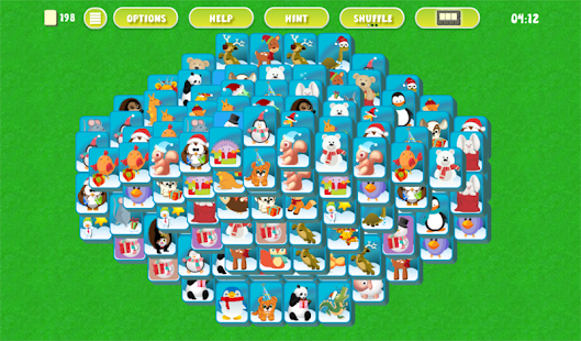 Mahjong Holiday Joy III Screenshot