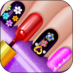 Fashion nail salon for pc and mac for A nail salon game