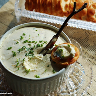 Homemade Boursin-Style Cheese.