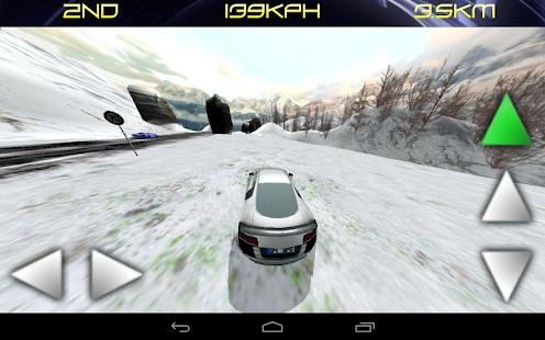 Open4speed II tech demo- screenshot thumbnail
