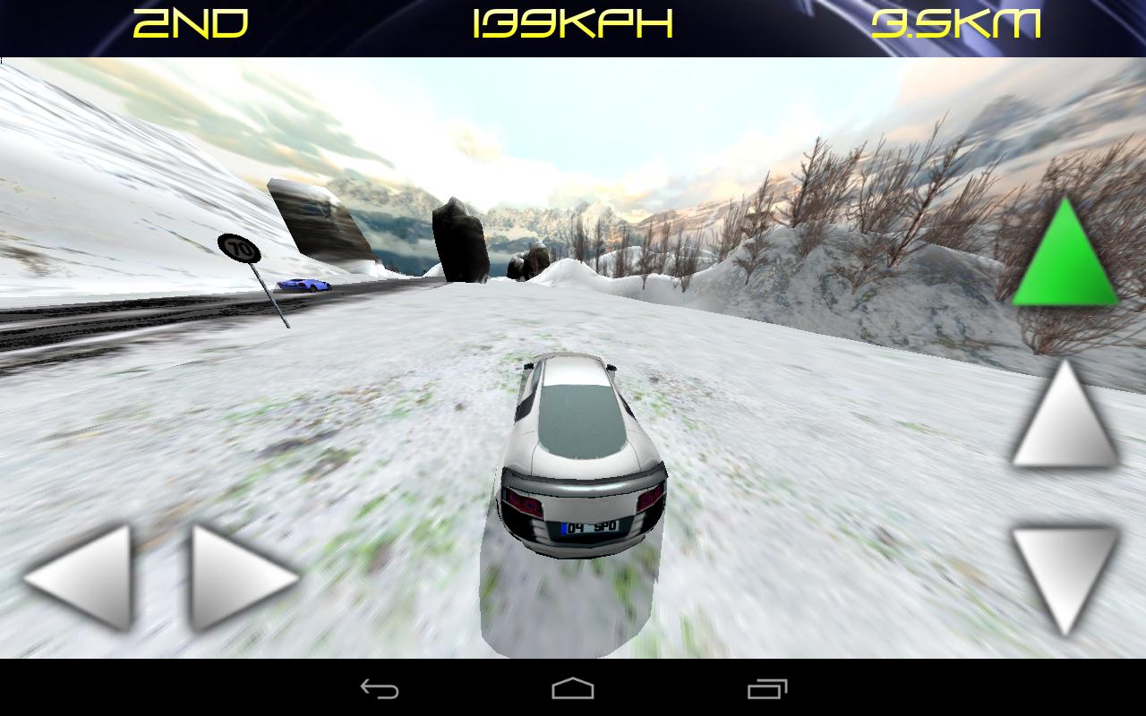 Open4speed II tech demo- screenshot