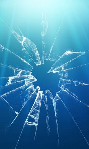 碎玻璃動態壁紙