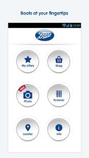 Boots- screenshot thumbnail