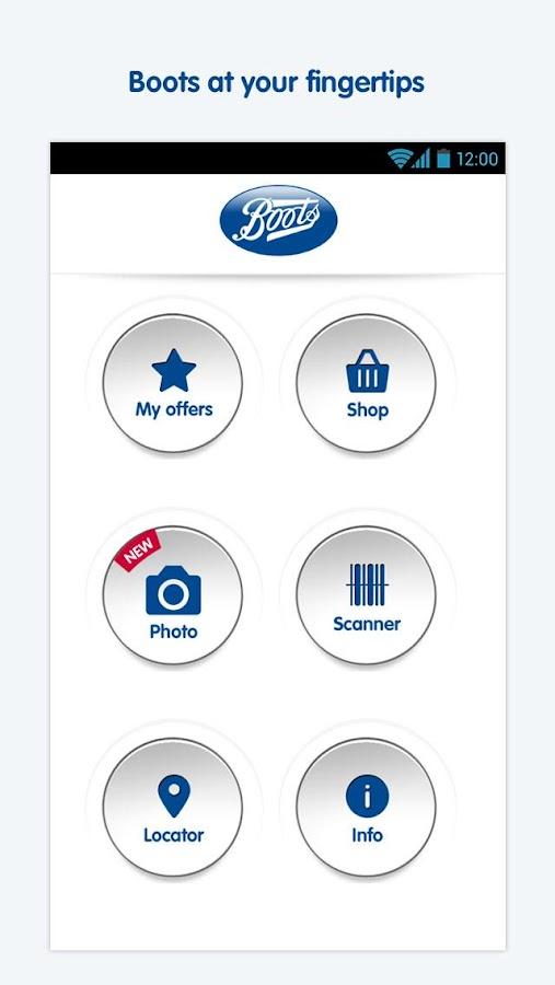 Boots- screenshot