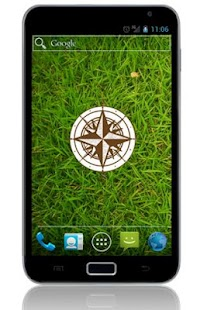 Compass Live Wallpaper - screenshot thumbnail
