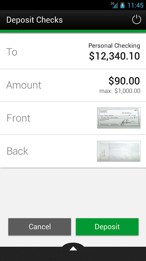ProFed Online Mobile Banking - screenshot