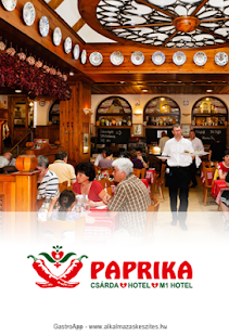 Paprika Csárda- screenshot thumbnail