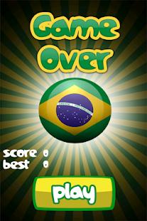 Maracas World Cup 2014 screenshot