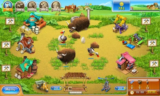 APK Game Farm Frenzy 3 for iOS