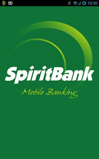 SpiritBank Mobile Banking