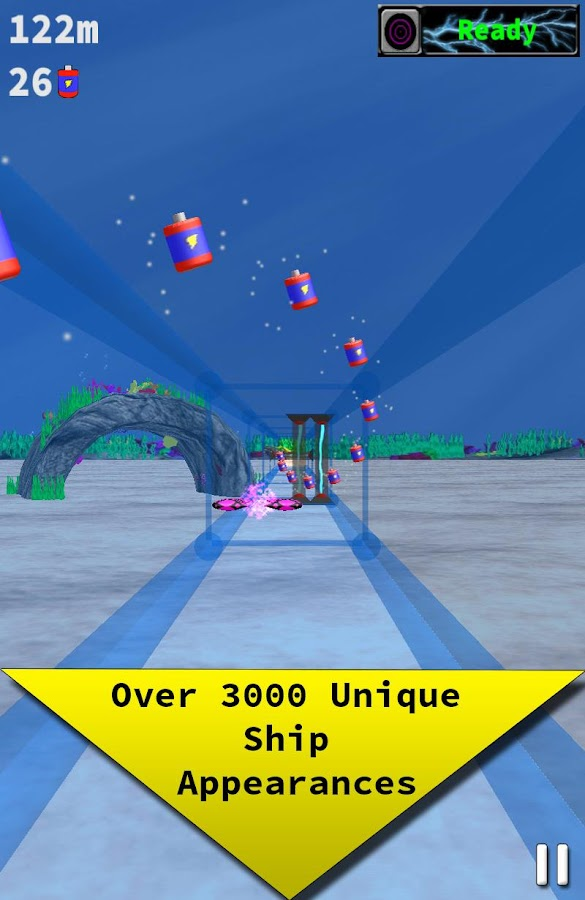 Light Ride - screenshot