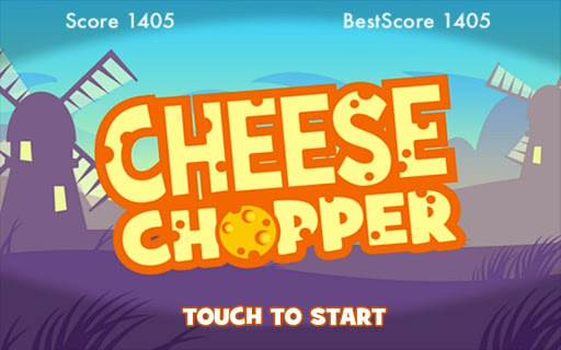 Cheese Chopper