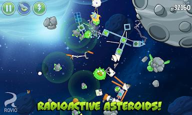 Angry Birds Space HD Screenshot 7