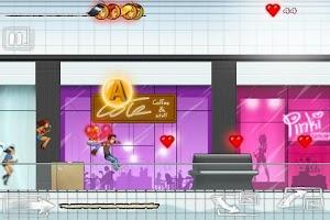 Screenshot of Run Like Hell! Heartbreaker